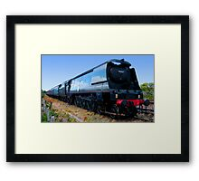 Tangmere. A Southern 'Spam Can' . . .  Framed Print
