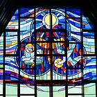Stained Glass by Michael John