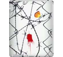 The Oblivious Butterfly iPad Case/Skin