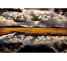 Klamath Marsh Afternoon - USA - Photographic Print