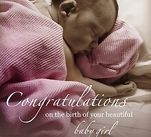 Newborn Baby Girl Remembering Her Sisters by CarlyMarie
