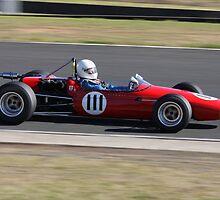 Open Wheeler Race Car by SkyPhotos