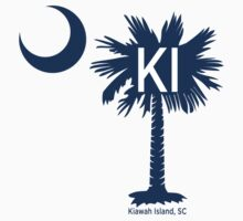 Kiawah Island Destination Palmetto Moon by PalmettoTrading