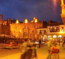 Cusco Night Life- An Evening at Paddy's Pub  by Edith Reynolds