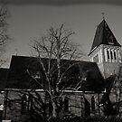 Old Church by Britta Döll