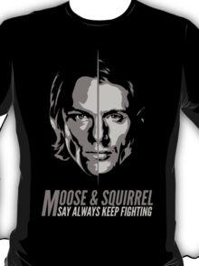 Keep Fighting V.2. T-Shirt