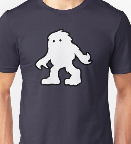 the Yeti - Design by NoirGraphic. Unisex T-Shirt