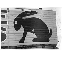 Route 66 - Jack Rabbit Trading Post Poster