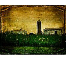 Across the Field Photographic Print