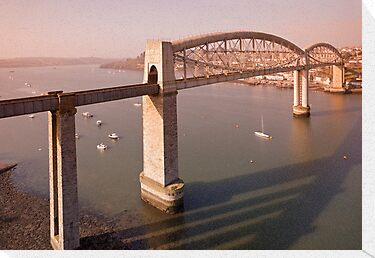 Crossing the Tamar by Kerry Dunstone
