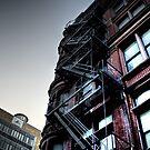 Building in Vain  by John Cruz
