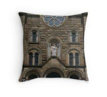 Saint Meinrad Archabbey Throw Pillow