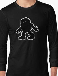 Bigfoot After Dark - Design by NoirGraphic. Long Sleeve T-Shirt