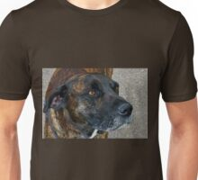 Staffie cross  Unisex T-Shirt