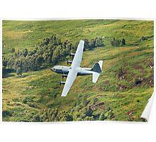 RAF Hercules Poster
