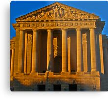 Federal Building - Washington, DC Metal Print