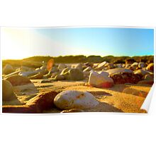 Broome Sunset Poster