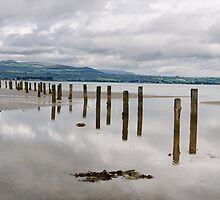 Cunnigar beach, Dungarvan, County Waterford, Ireland by Andrew Jones