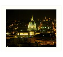 City Hall - San Francisco Art Print