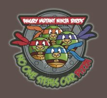 Angry Mutant Ninja Birds Kids Clothes