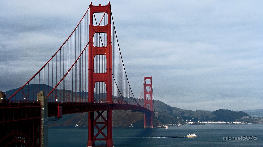 Golden Gate Bridge by michael6076