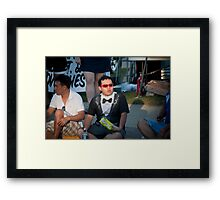 This is my Party Tux Framed Print