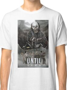 Until Dawn - Psycho Poster Classic T-Shirt