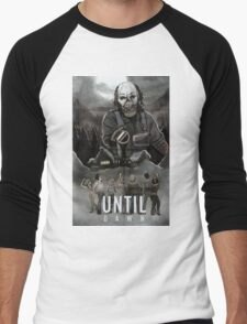 Until Dawn - Psycho Poster Men's Baseball ¾ T-Shirt
