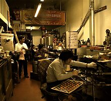 Golden Gate Fortune Cookie Factory by Valerie Rosen
