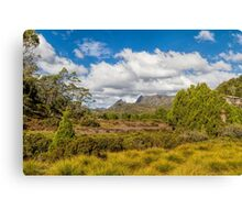 Cradle Mountain, Tasmania, Australia Canvas Print