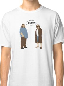 The Dudes (Lost / Big Lebowski Shirt)  Classic T-Shirt
