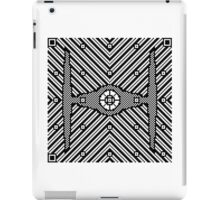 Quick Response TIE iPad Case/Skin