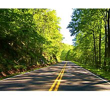Skyline Drive Photographic Print