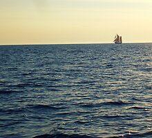 Ahoy-hoy - Somewhere in the Irish Sea... by ItsRipleyBitch