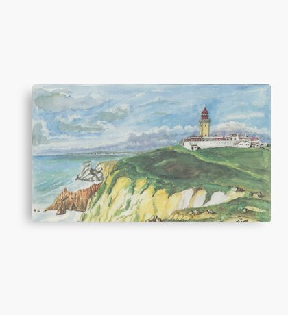 PORTUGAL SEASIDE Canvas Print