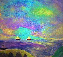 Sailing manipulation by Alien Banana