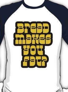 Scott Pilgrim - Bread Makes You Fat? T-Shirt