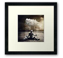 Burdens Framed Print