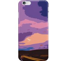 Drive into Oblivion iPhone Case/Skin