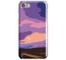 Drive into Oblivion iPhone Case/Skin