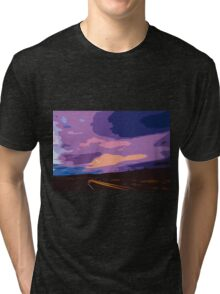 Drive into Oblivion Tri-blend T-Shirt