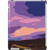 Drive into Oblivion iPad Case/Skin