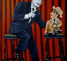 The Ventriloquist by Kevin Specht