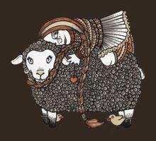 Shonaghs Sheep by Anita Inverarity