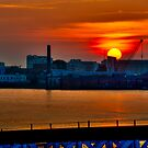 Thames Sunrise - London, UK. by DonDavisUK