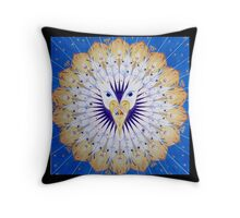 Bodhi Mandala Throw Pillow
