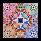 Inner Mandala by Gill Rippingale