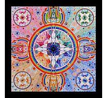 Inner Mandala Photographic Print