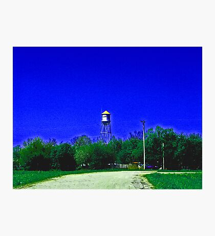 This is what the center of America looks like---- Photographic Print