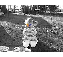 Child-O-Vision - Balligan Photographic Print